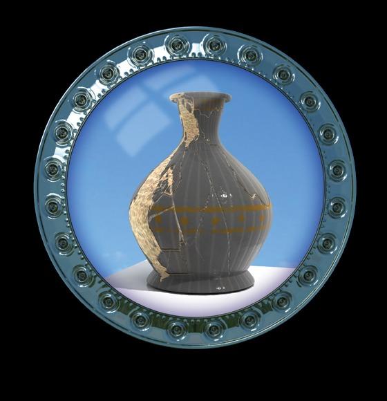 Roman Vase Artifact
