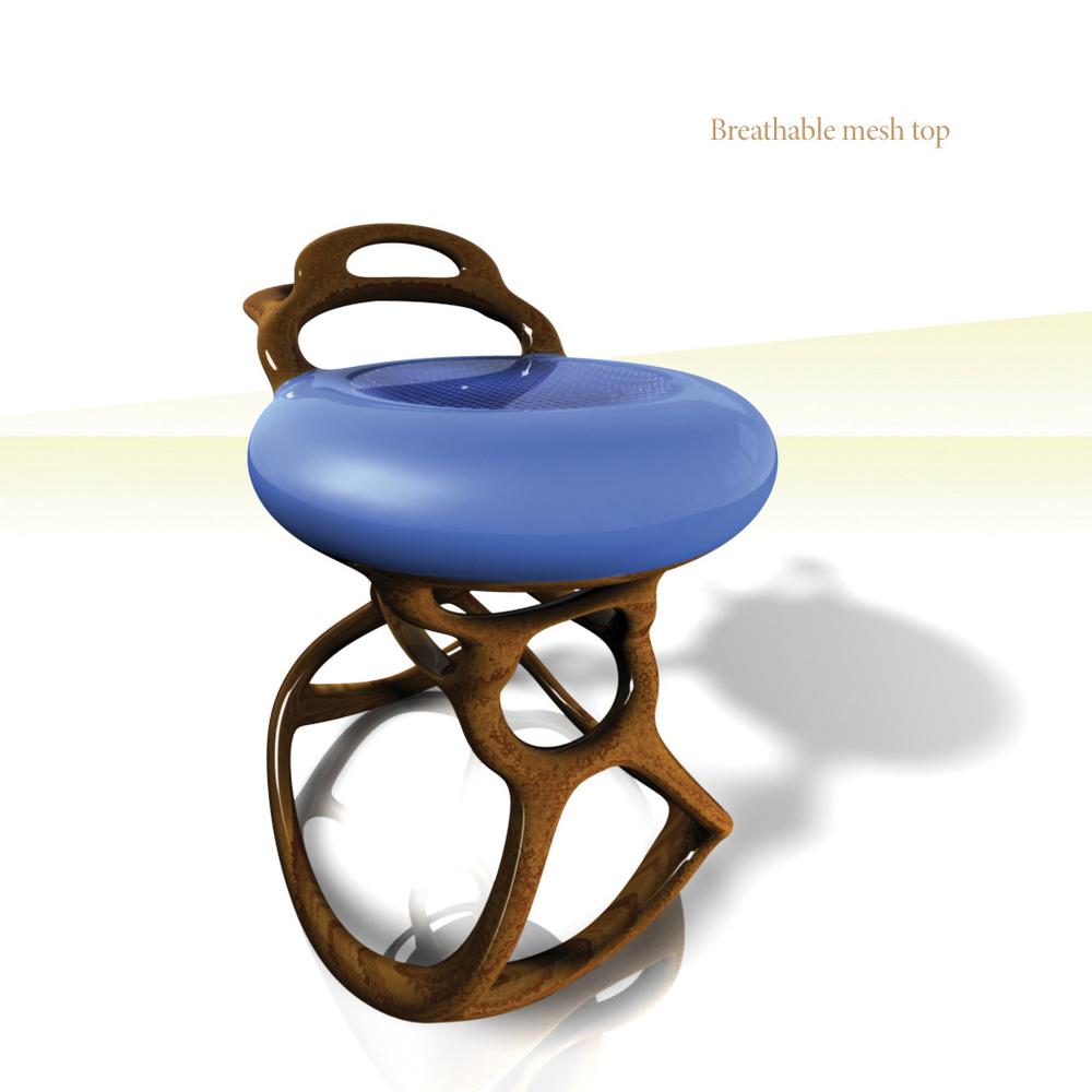 The anti design chair