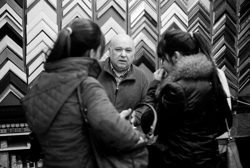 Framer. Ourense, Spain.