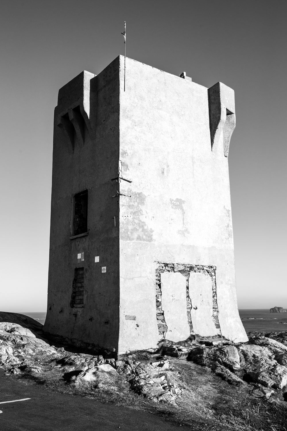 Banba's Tower, Malin Head