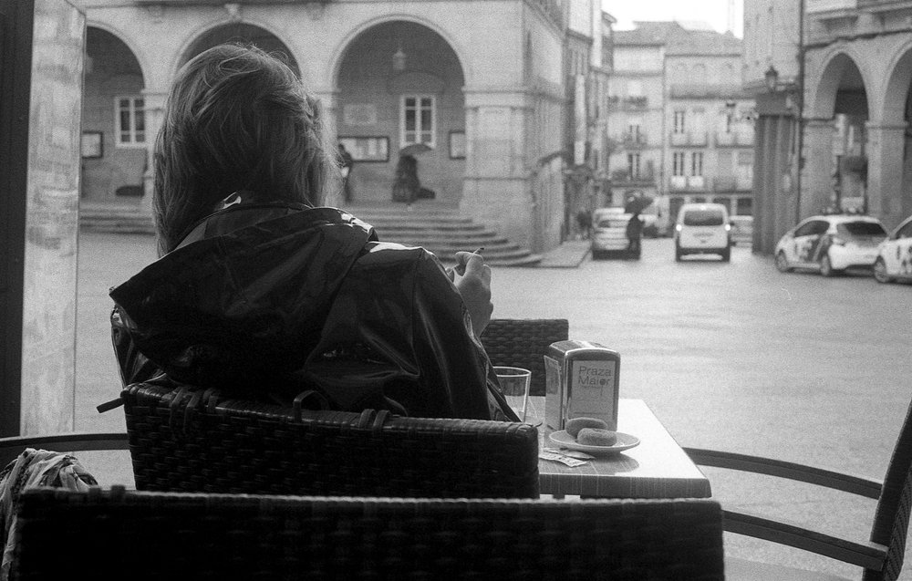 Coffee and Rain
