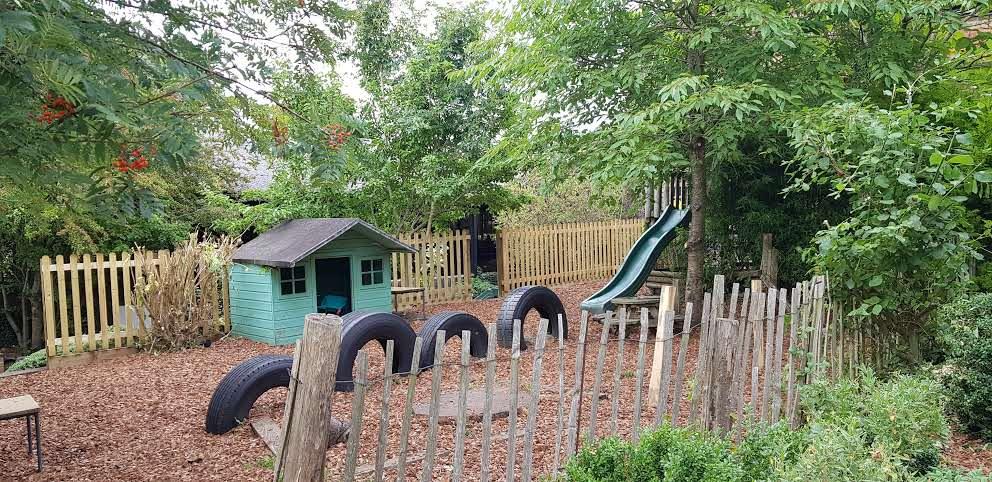 The nursery adventure playground