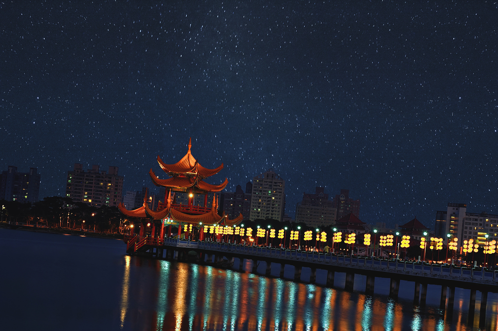 Lotus Pond Temple