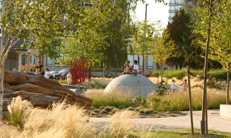Garden City Play Environment — space2place
