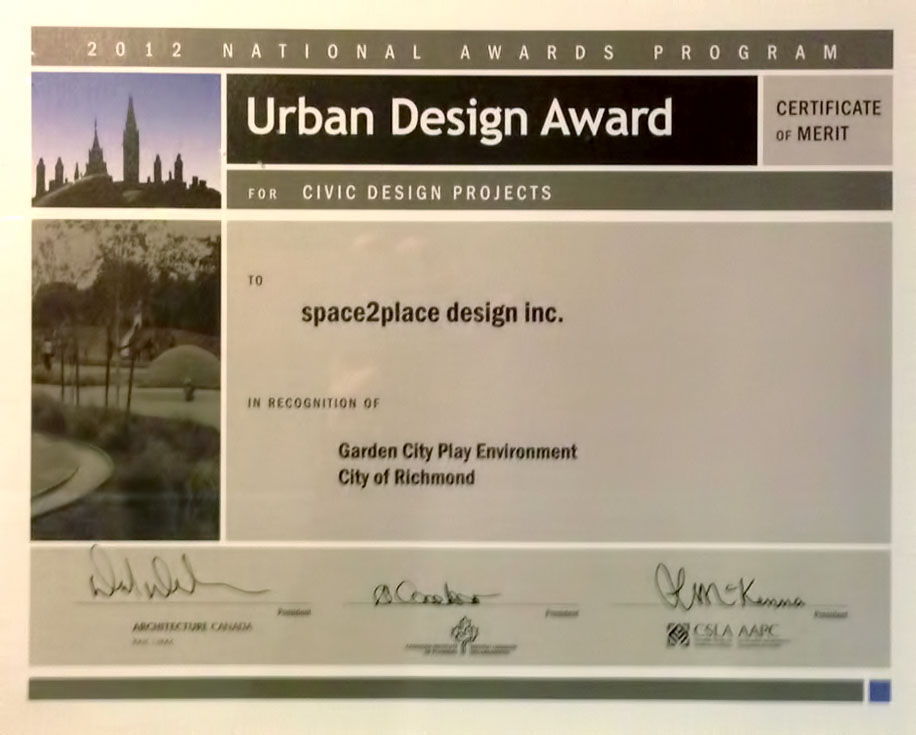 Canadian Urban Design Award - space2place.jpg