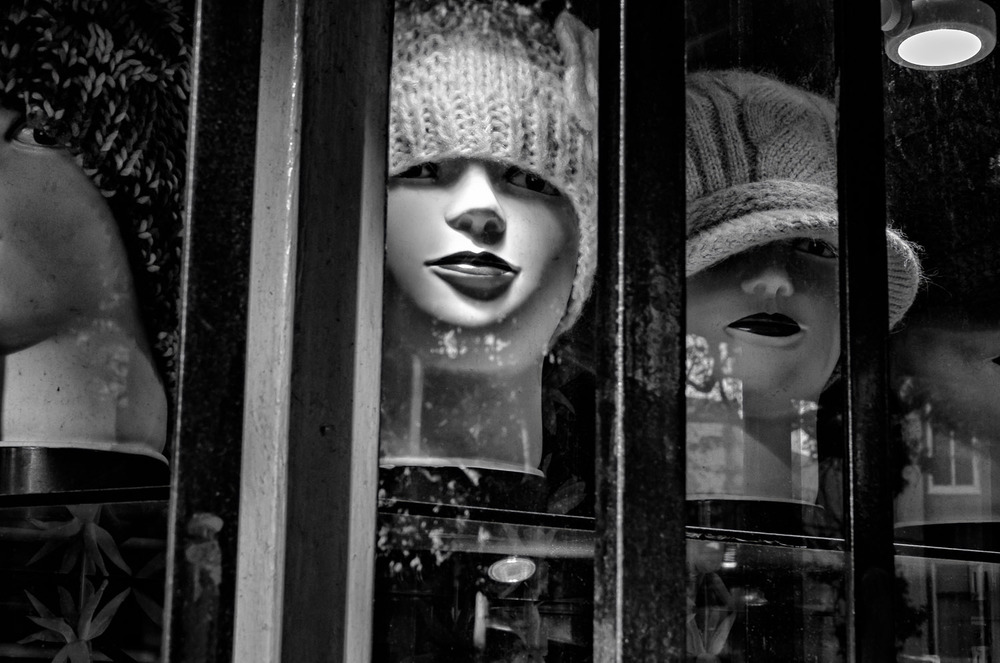 Window Mannequins | Mark Lindsay