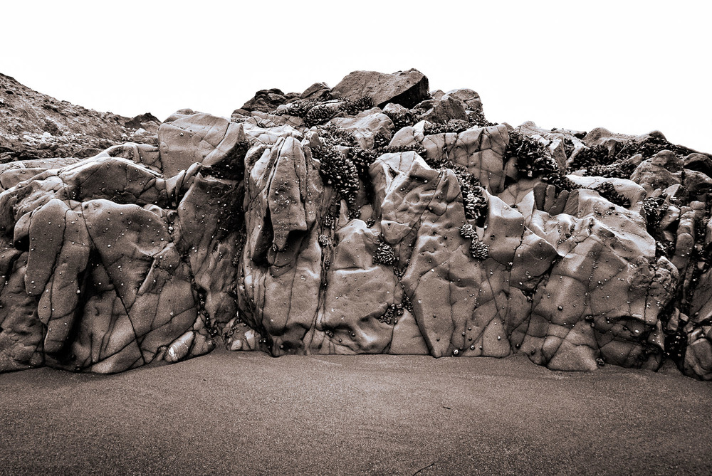 Rocks at Muir Beach | Mark Lindsay