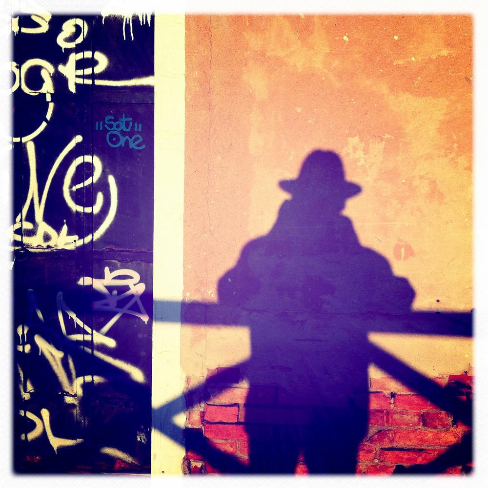 Shadow on a Venetian Wall | Mark Lindsay