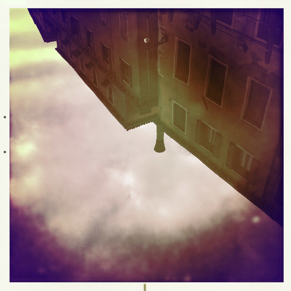 Venetian Reflections #1 | Mark Lindsay