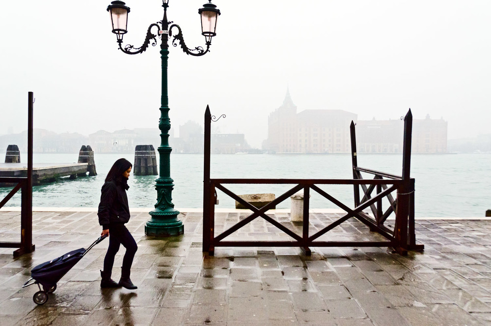 Alone in Venice | Mark Lindsay