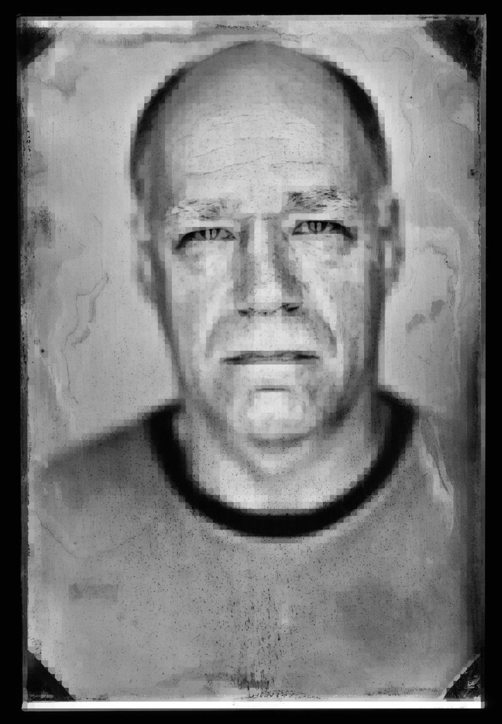 21st Century Daguerrotype | Mark Lindsay