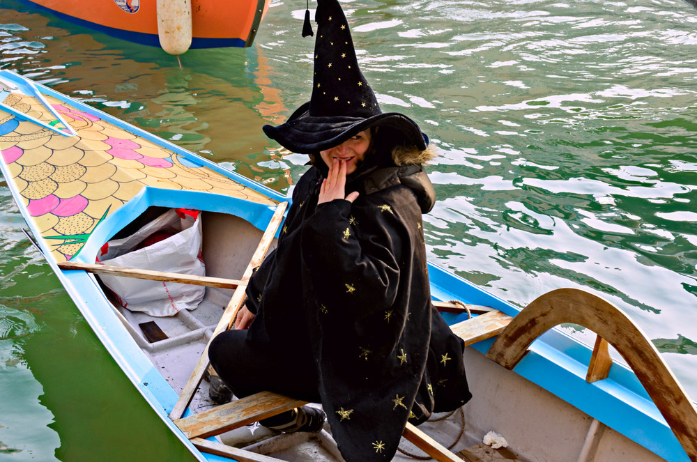 Befana Witch #1