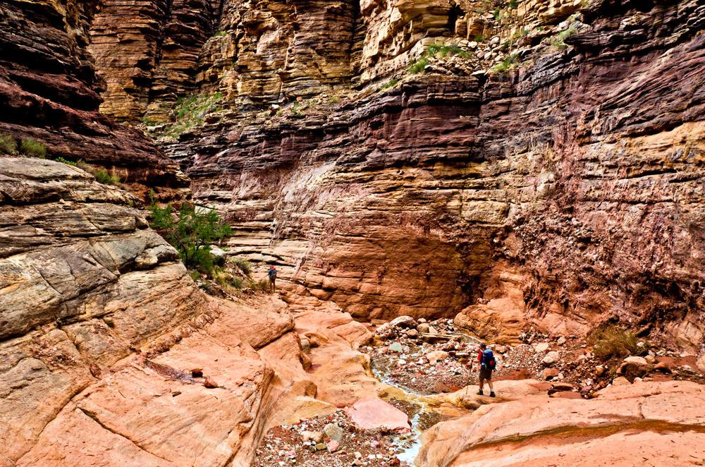 Hermit's Creek Canyon | Mark Lindsay