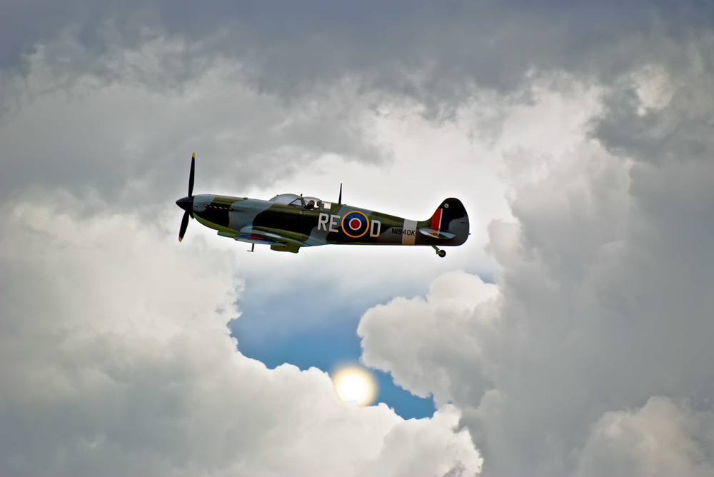 Sedona Spitfire | Mark Lindsay