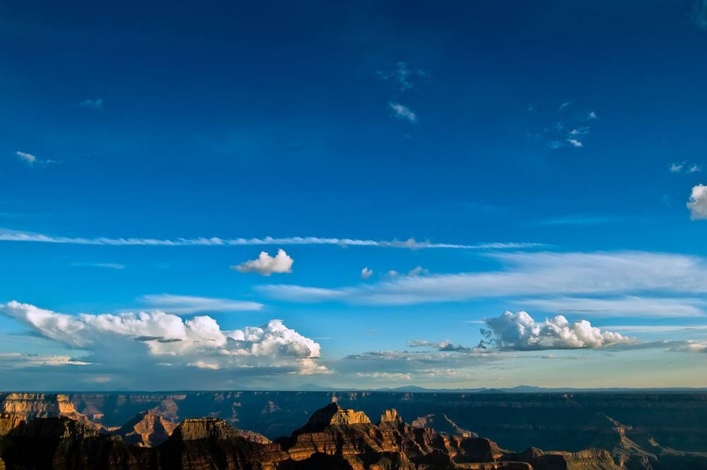North Rim Sky, Grand Canyon | Mark Lindsay