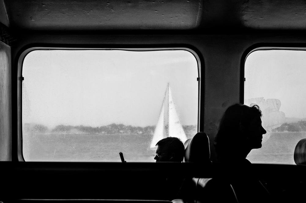 Boat Passengers | Mark Lindsay