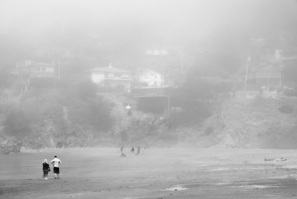 Muir Beach Fog| Mark Lindsay