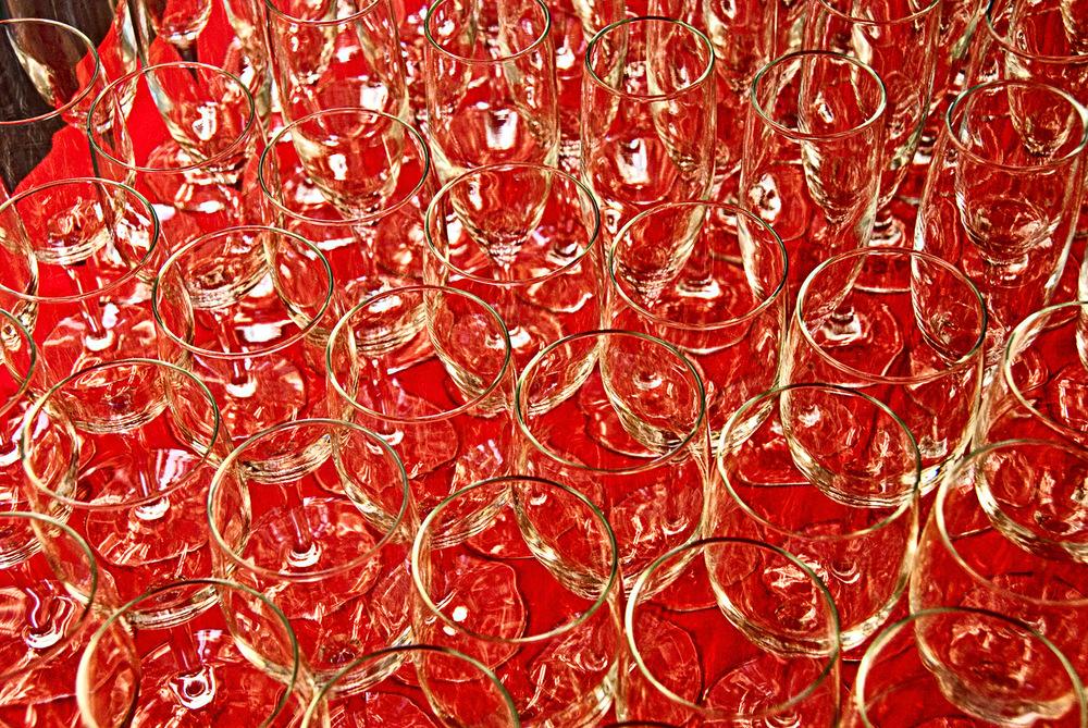 Holiday Glassware | Mark Lindsay