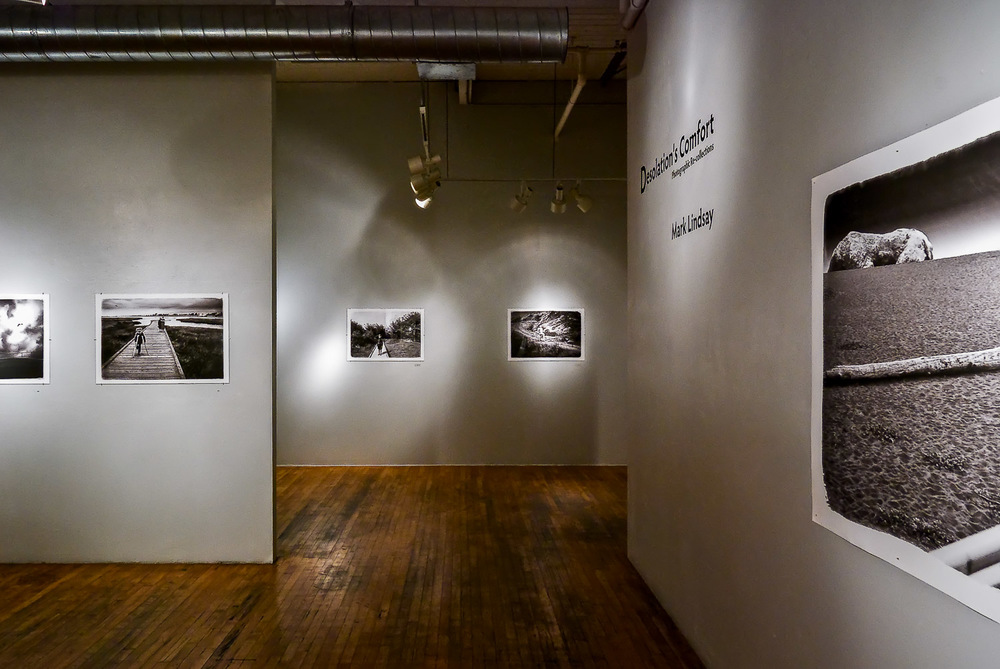 Desolation's Comfort at JFKU Arts & Consciousness Gallery
