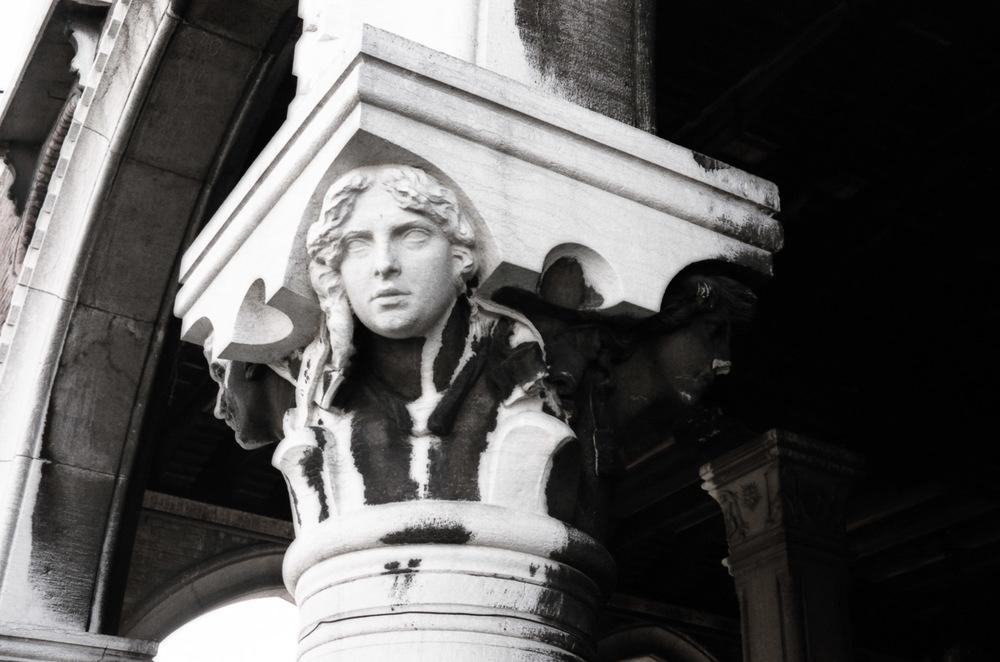 Venetian Ghosts #15 | Mark Lindsay
