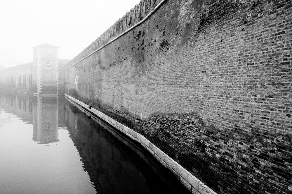Fog and Arsenale Walls