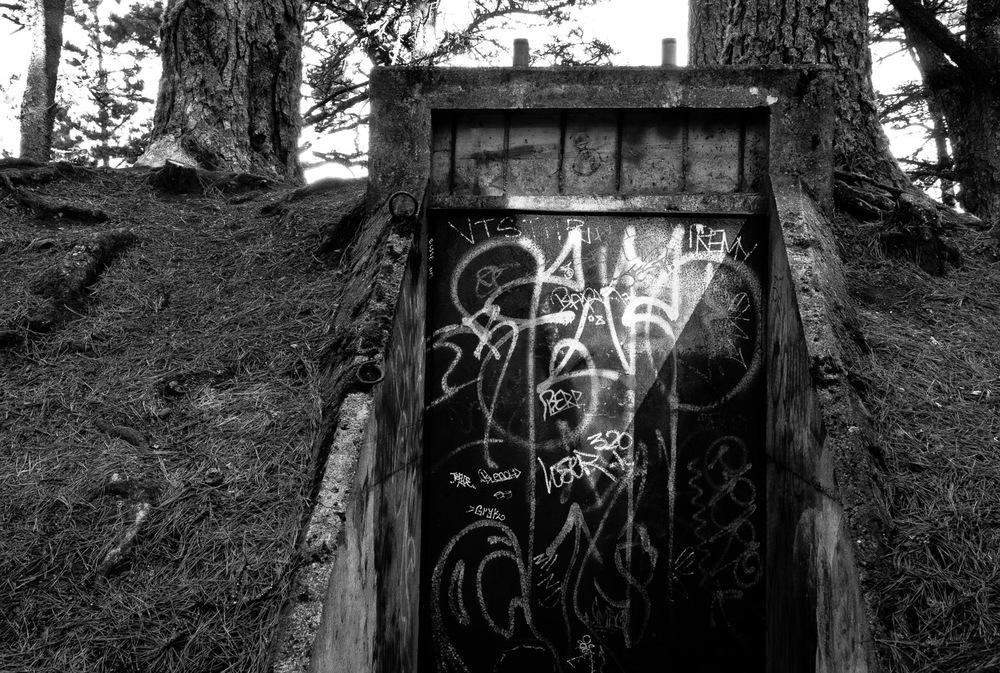 Bunker Art, Marin Headlands | Mark Lindsay