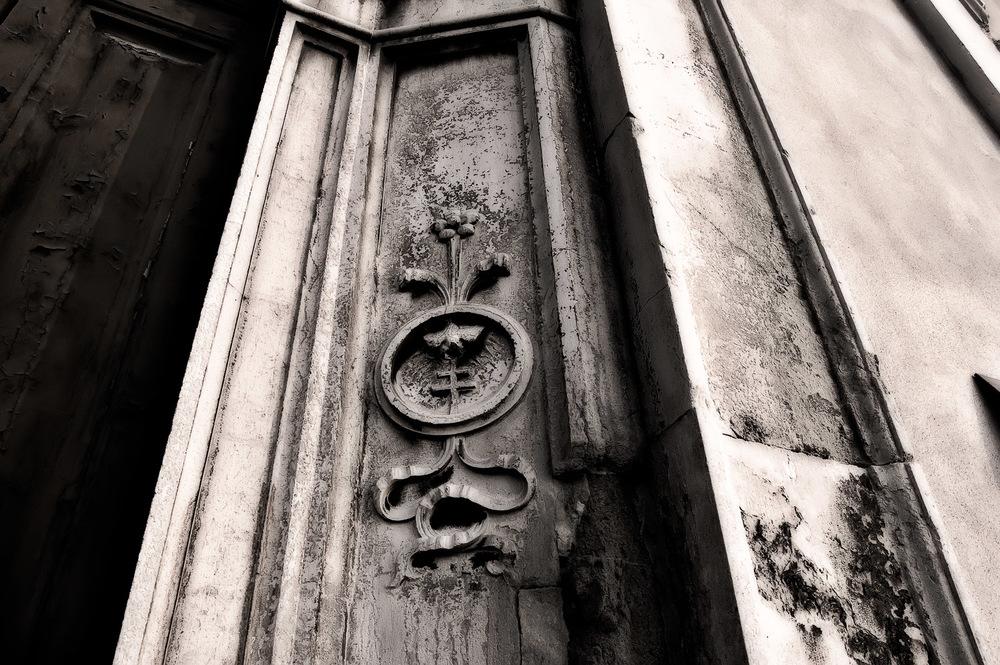 Venetian Church Wall | Mark Lindsay