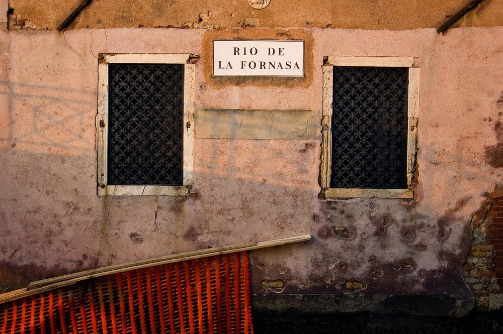 Rio de la Fornasa, Venice | Mark Lindsay