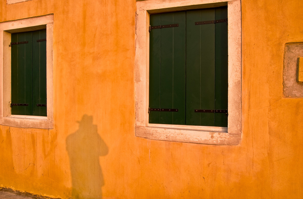 Self with Windows, Venice | Mark Lindsay