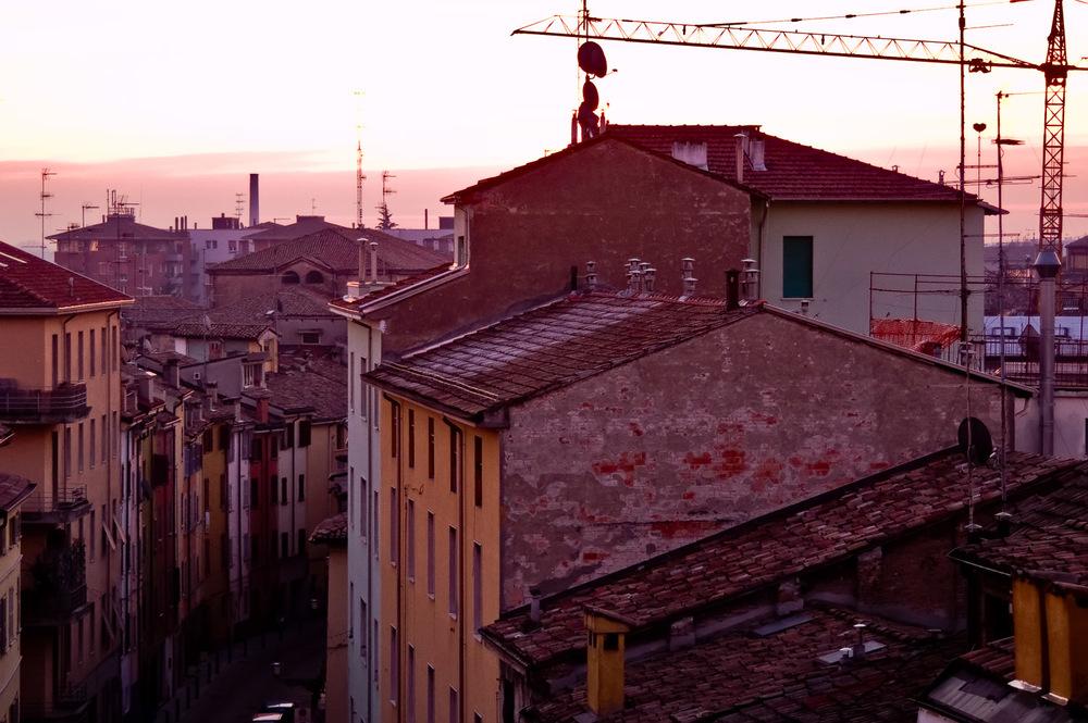 Cold Dawn, Parma | Mark Lindsay