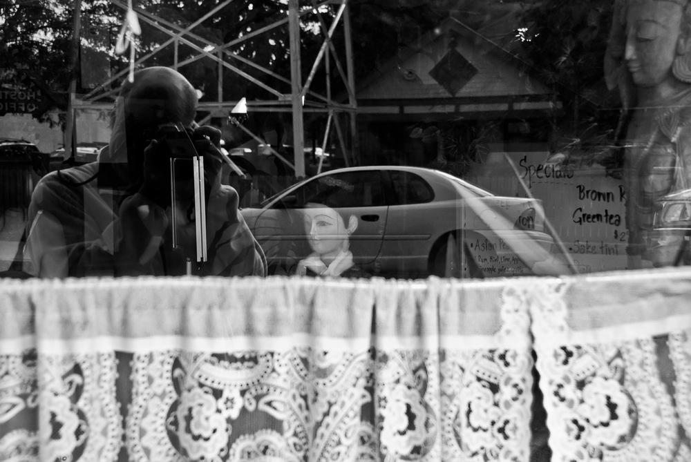 Buddha Reflections | Mark Lindsay