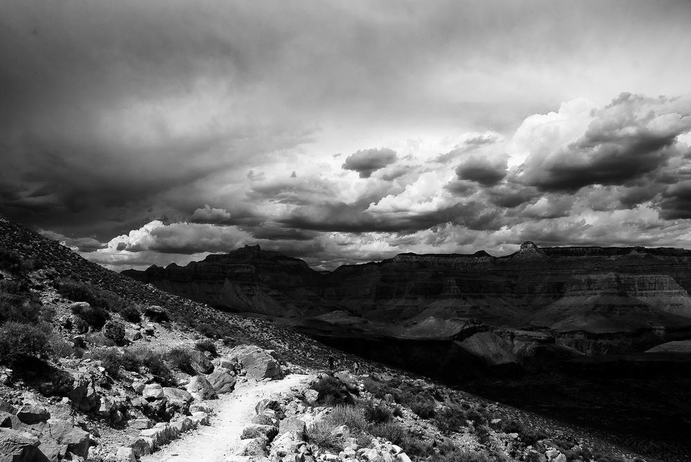Impending Storm, Grand Canyon | Mark Lindsay