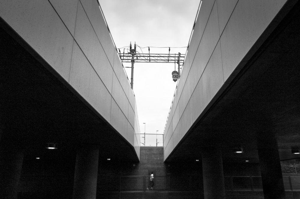 Around the station