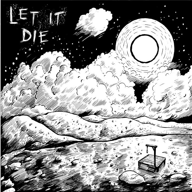 """Let it Die - Self Titled 7"""""""