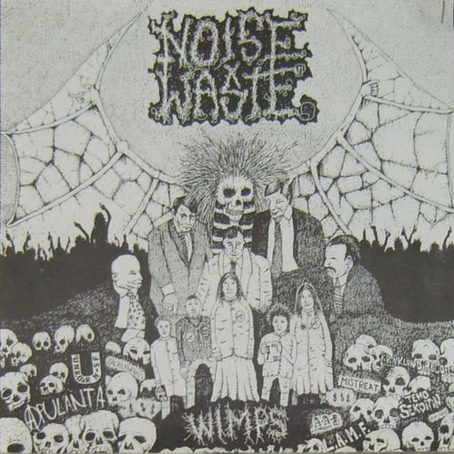 Noise Waste - Wimps