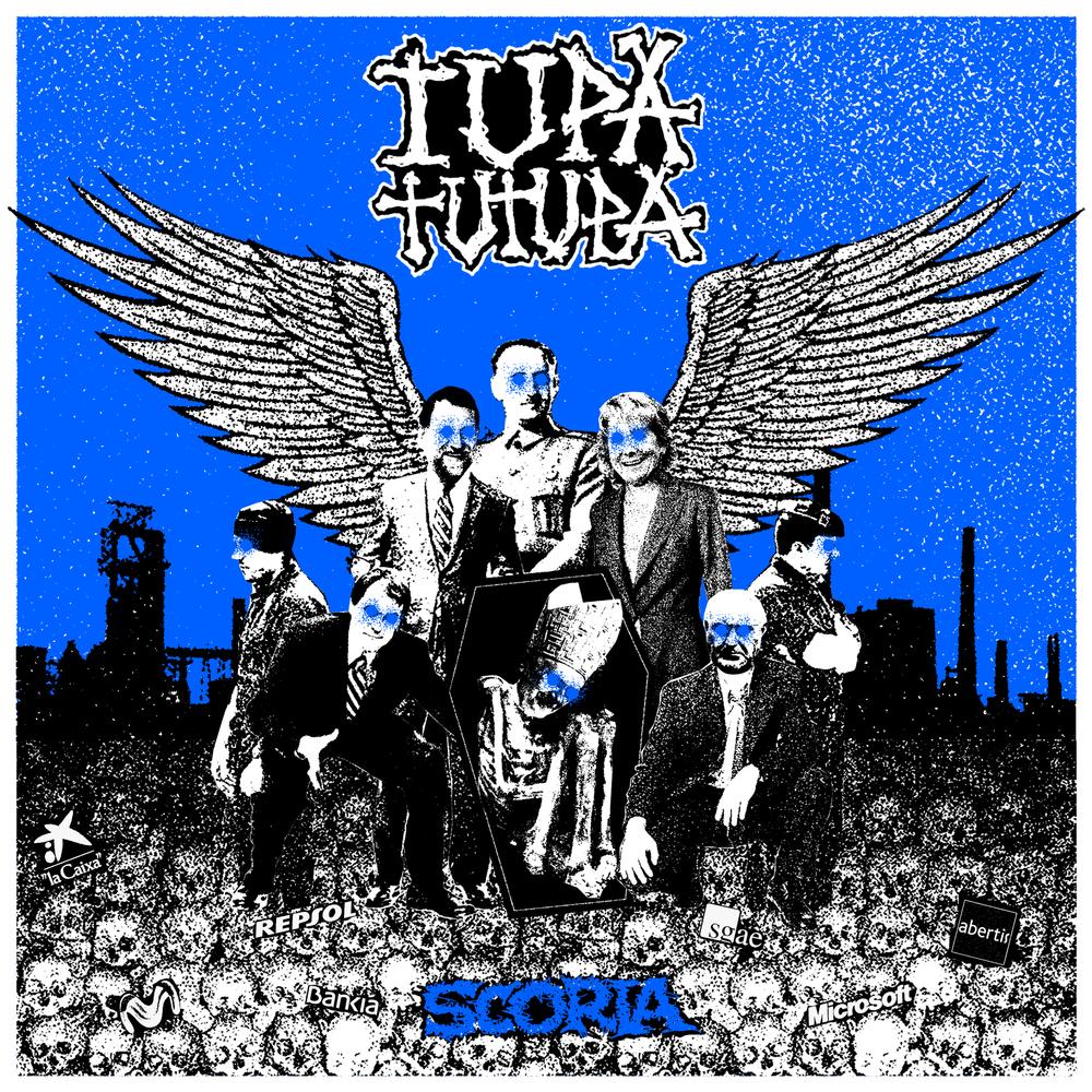 Tupa Tutupa - Scoria