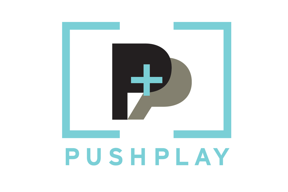 Logo for PushPlay Productions