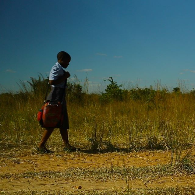 """Schools are far away from many villages. When they are going to school, they may be raped by some man."" - Mwai Banda (13)  #LetGirlsLearn #JoinMyVillage #CARE #Malawi #Africa  Watch Mwai's story at http://www.namuh.org/care-learning-tours/"