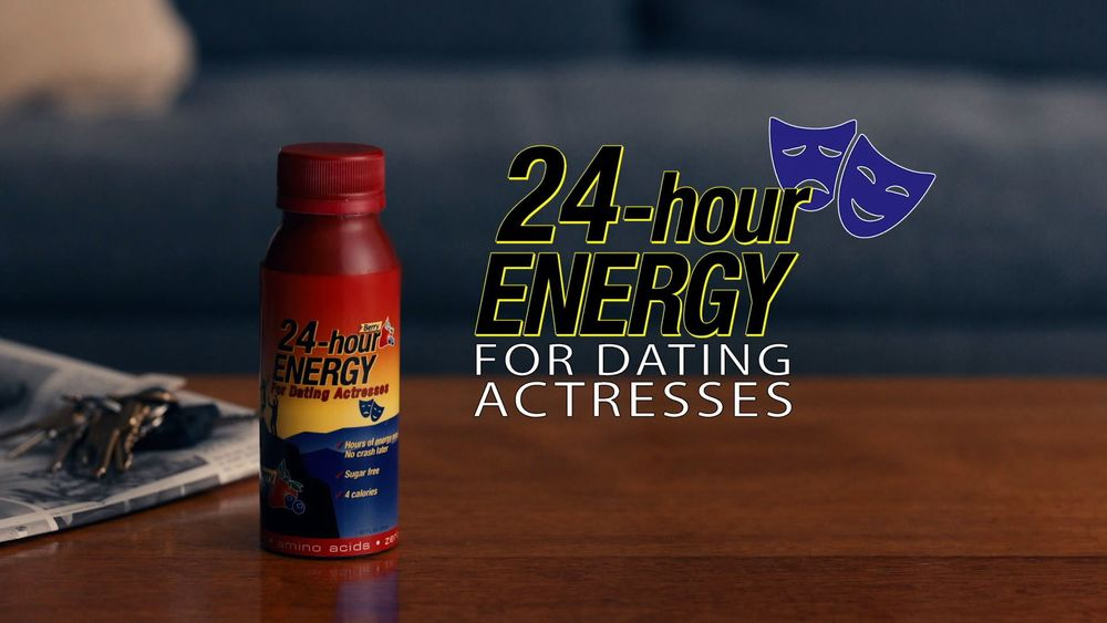 Snl 24 hour energy drink for dating actresses-in-Ohei