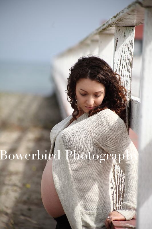 A mother's love.  © Bowerbird Photography 2012; Maternity Photography at Crissy Field, San Francisco.
