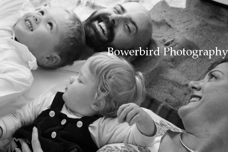 This family shared so many great laughs. © Bowerbird Photography 2012; Family Photography at Crissy Field, San Francisco.
