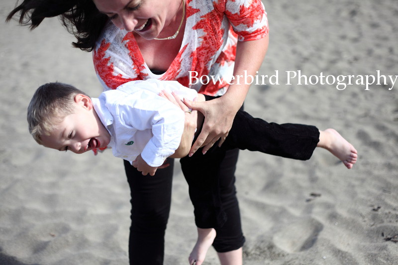 Aunties are the best when you want to play airplane! © Bowerbird Photography 2012; Family Photography at Crissy Field, San Francisco.