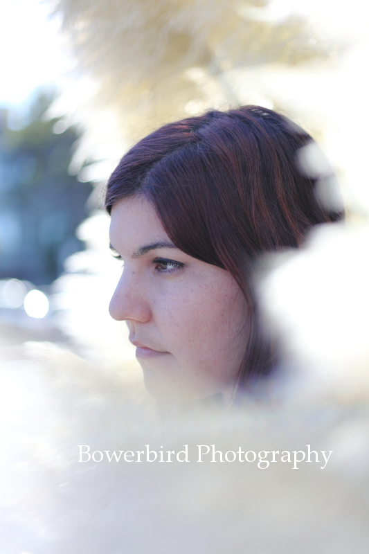 Emily is so lovely! © Bowerbird Photography 2012; Engagement Photography at the Panhandle, San Francisco.