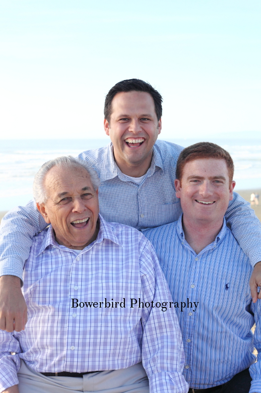 Boys being boys! © Bowerbird Photography 2012; Family Photography at Ocean Beach, San Francisco.