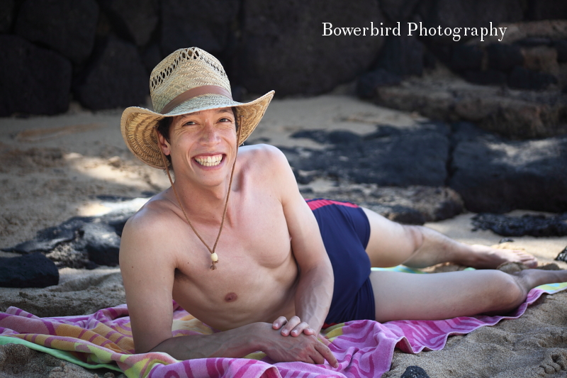 Chillin'. © Bowerbird Photography 2012; Travel Photography Kauai, Hawaii.