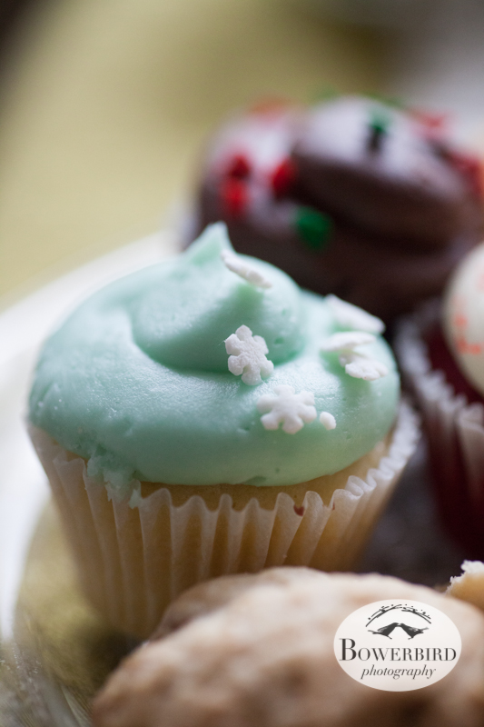 Butch's exquisite cupcakes.© Bowerbird Photography 2012; Personal Photography, San Francisco.