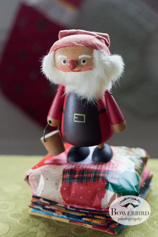 Vintage Santa. © Bowerbird Photography 2012; Personal Photography, San Francisco.