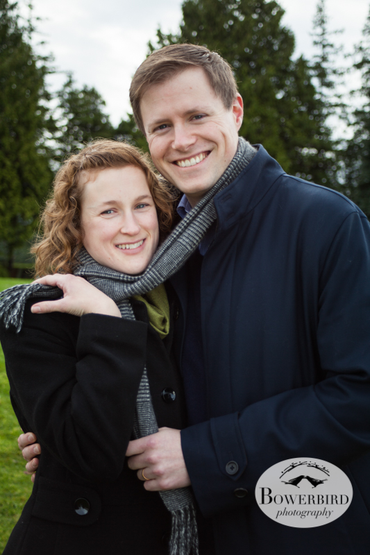 © Bowerbird Photography 2012; Couple's Photography in Seattle.
