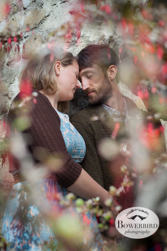 Seriously romantic. © Bowerbird Photography 2013; Engagement Photo in Tilden Park, Berkeley.