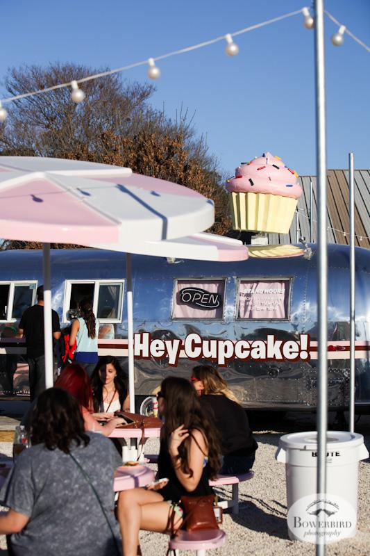 Hey Cupcake. © Bowerbird Photography, Austin and SXSW 2013 Photo.